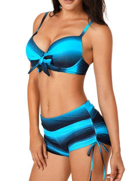 Wholesale Beautiful Printed Bikini
