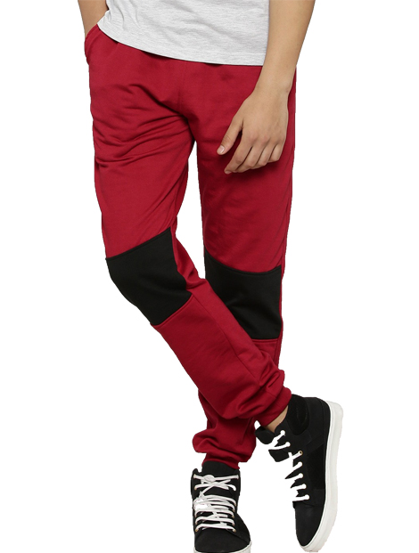 Wholesale Red Patchy Work Pant Manufacturer