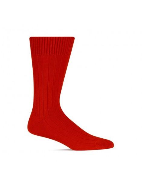 Wholesale Blood Red Attractive Socks Manufacturer