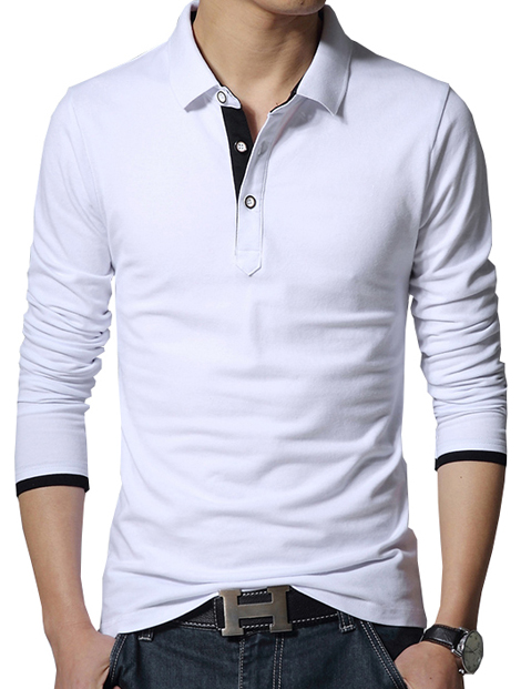 Wholesale Rich Looking Casual Tee Manufacturer
