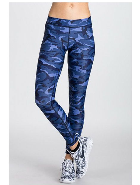 Wholesale Royal Blue Classy Women's Leggings Manufacturer