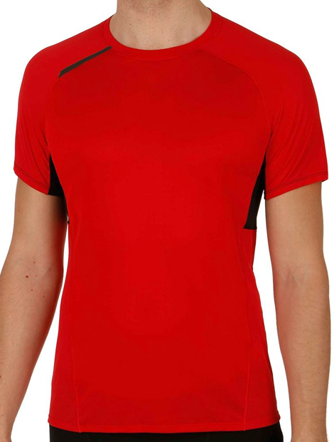 Wholesale Self Design Red Tee Manufacturer
