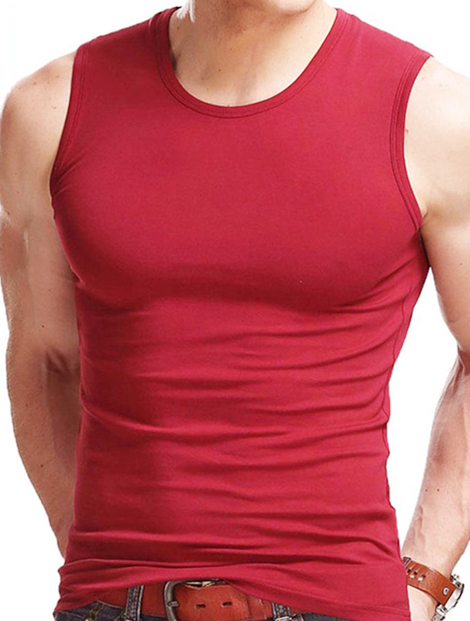 Wholesale Simple Red Tank Manufacturer