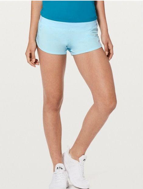 Wholesale Comfortable Sky Blue Workout Shorts