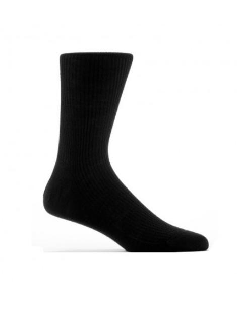 Wholesale Solid Black Socks Manufacturer
