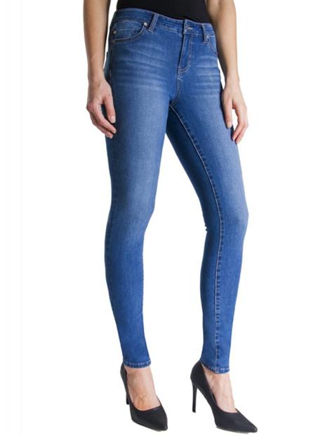 Wholesale Superb Fit Denim Leggings Manufacturer
