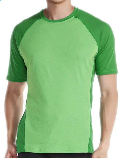 Wholesale Thrilling Green T-Shirt Manufacturer