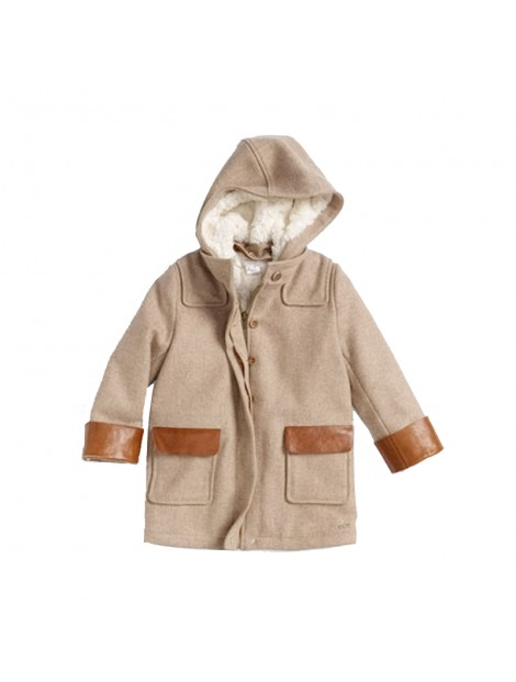 Wholesale Beige Kid's Jacket