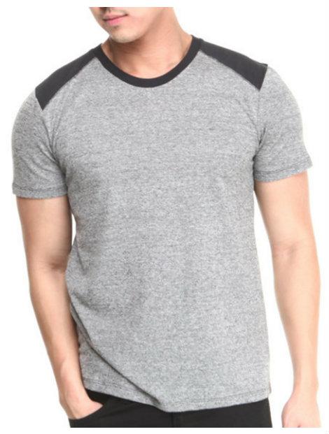 Wholesale Trendy Light Gray T-Shirt Manufacturer