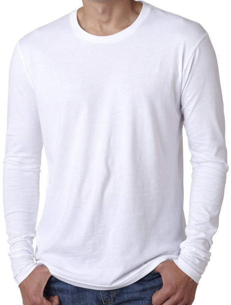 Wholesale White Simple Tee Manufacturer