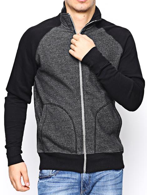 Wholesale Dazzling Black Workout Jacket Manufacturer