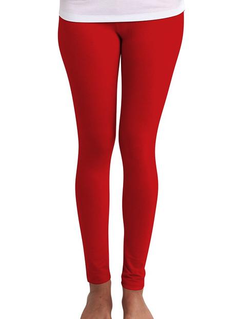 Wholesale Wine Red Exotic Women's Leggings Manufacturer