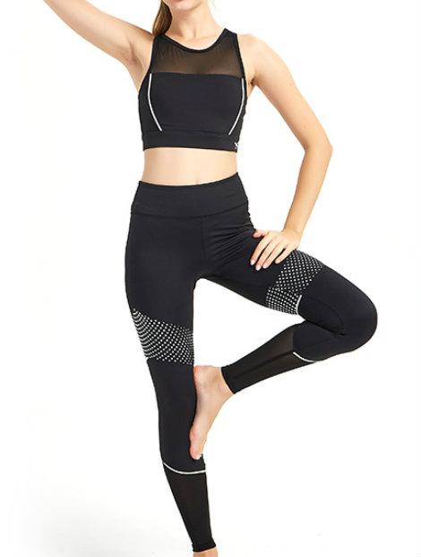 Wholesale Black Yoga Set Manufacturer