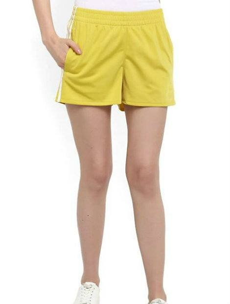 Wholesale Bright Yellow Boxing Shorts Manufacturer