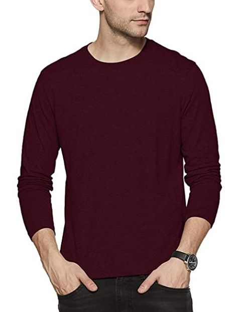 round neck long sleeve running tee suppliers