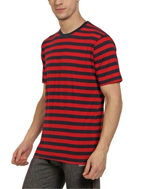 horizontal stripes tee manufacturers