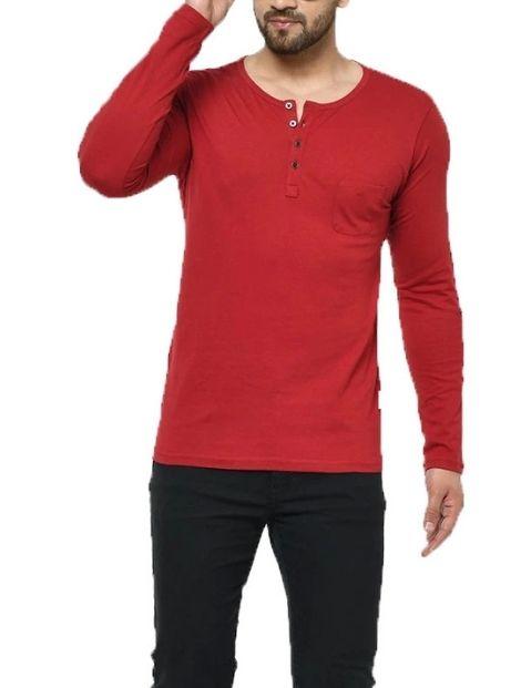 round neck tee long sleeve wholesale