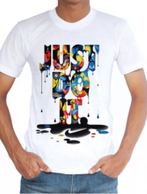 bold printed white t-shirt manufacturers